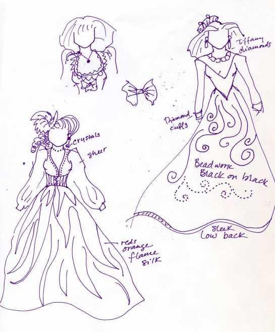 vampire dresses more012