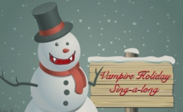 On The First Day Of Christmas My Vampire Gave ToMe…