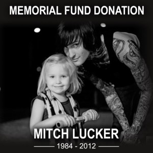 Mitch Luker and daughter