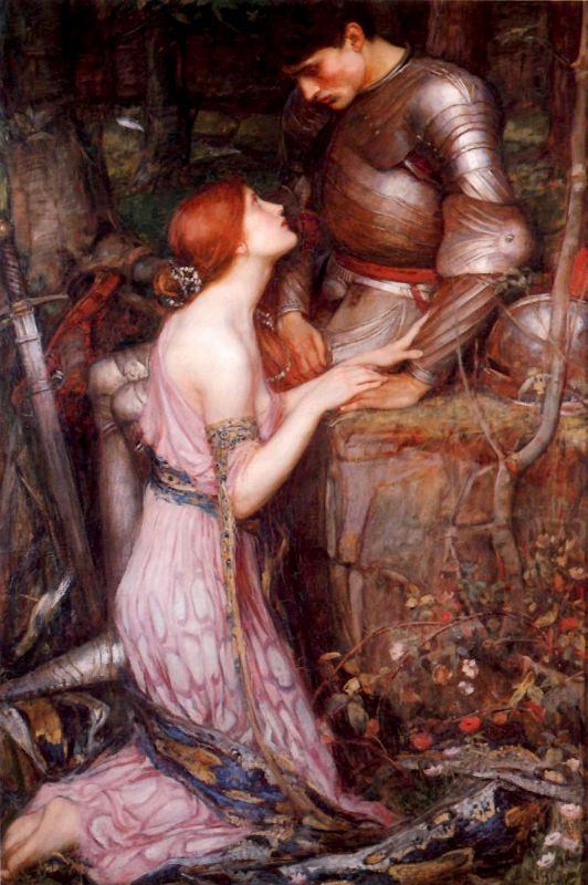 waterhouse romance