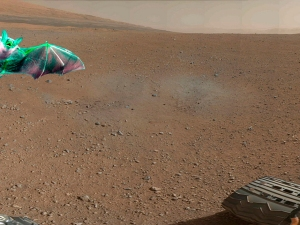 Proof of Life on Mars