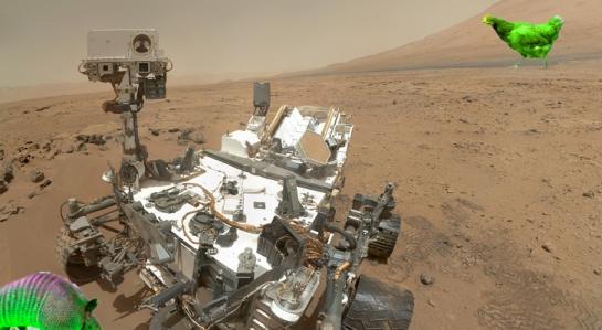 Southern Mars