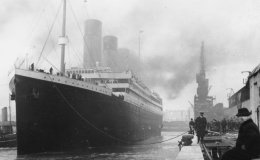 If the Titanic had safely landed on April 16, 1912