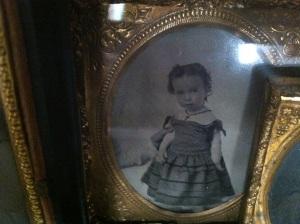 Precious child 1850's