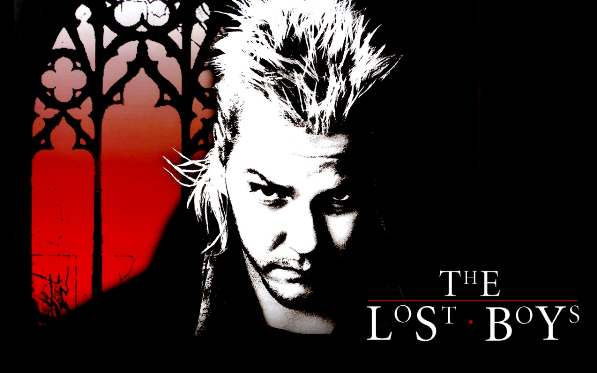 Lost Boys, Aliens and America's Got Talent (or an evening with my teenage Vampire son)