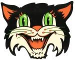 halloween cat 1