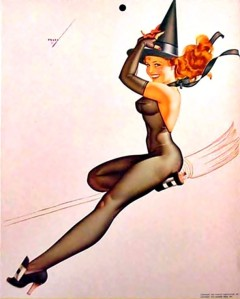 Pin-Up-Halloween-pin-up-girls-8870040-592-735
