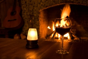 wine by fire