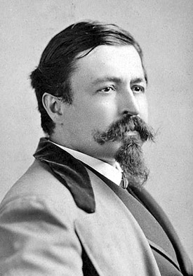 Thomas Nast rocking the facial hair