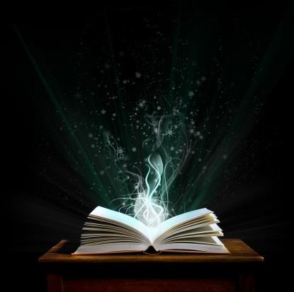 VM_ magic book