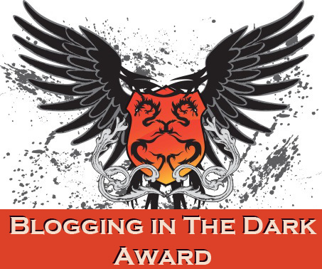blogging in the dark award