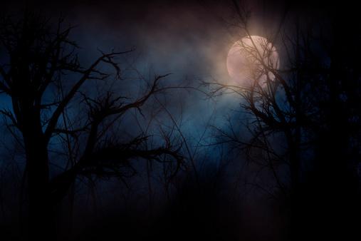 vm moon light night