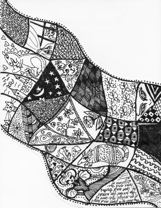 A quilt for Rara
