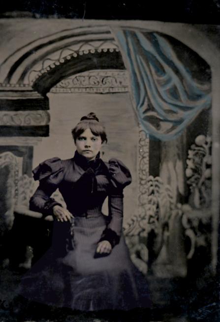 Juliette aka Vampire Maman