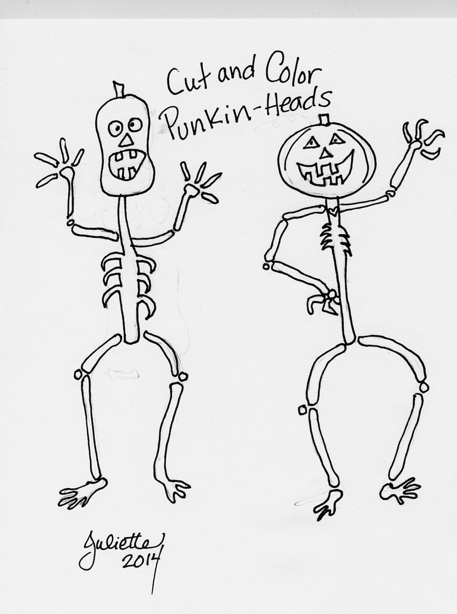 punkin-heads