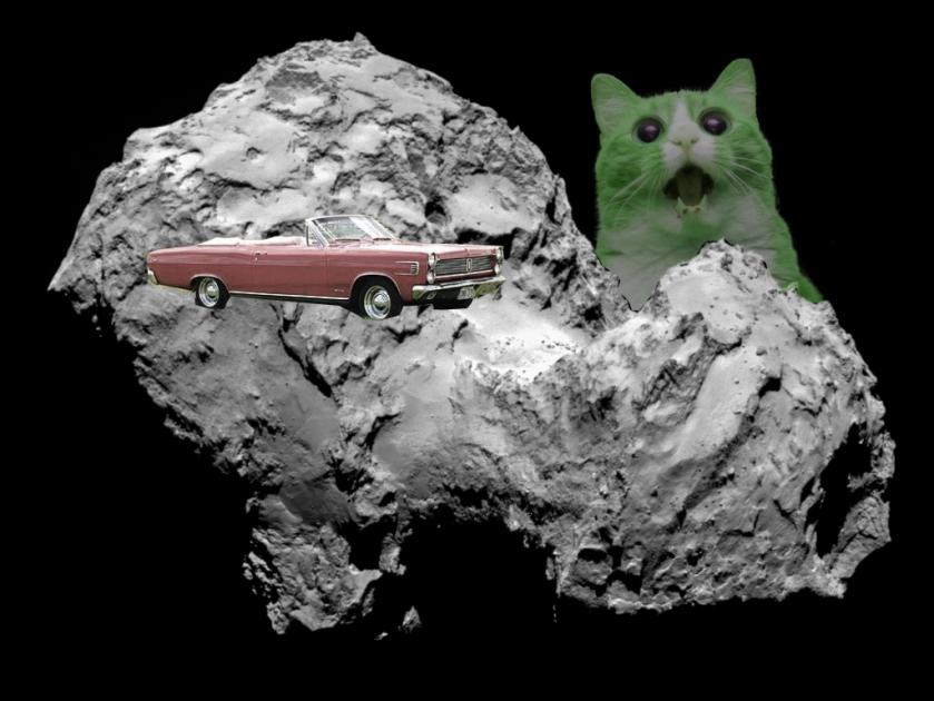 comet on cat comet_comet_67P_20140803_1
