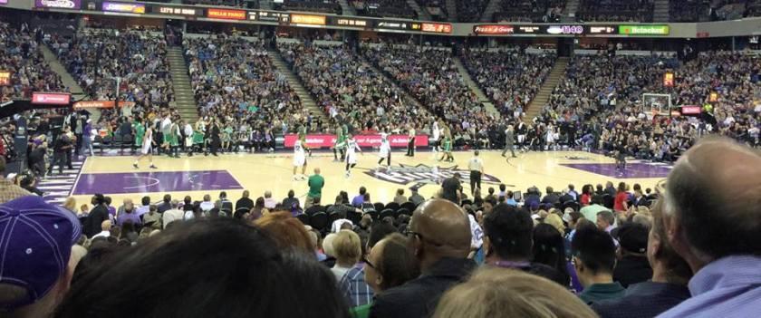 Kings vs Celtics