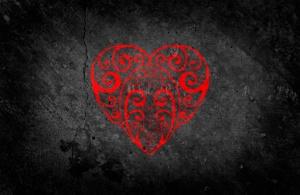 Vampire maman heart