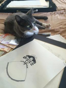 Art, Cats, and CharmingBoys