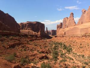Arches, NP