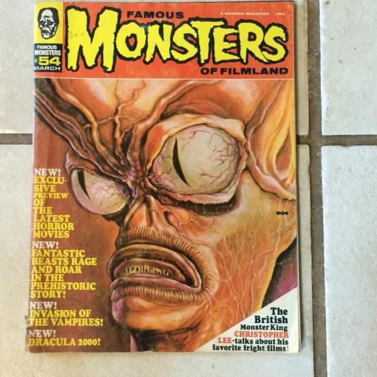 Famous Monster