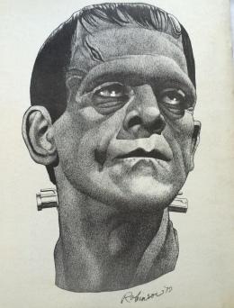 Vampire Diary: Frankenstein