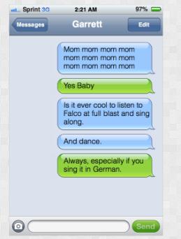 Mom mom mom mommom