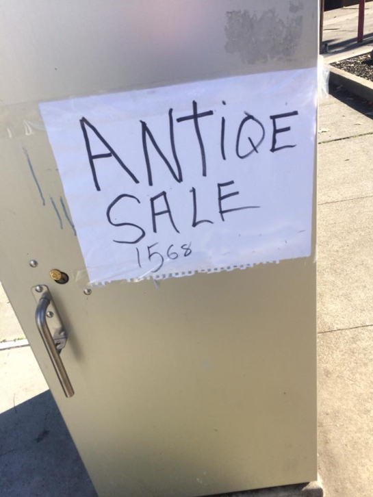 Antiqe Sale