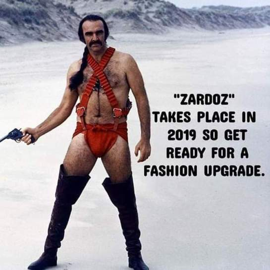 Wardrobe for 2019