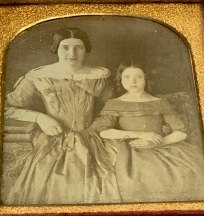 Daguerreotype 1840's