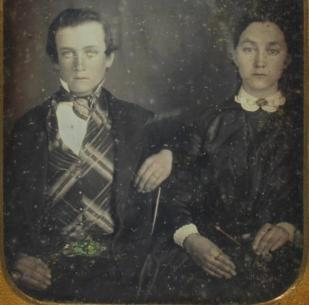 1840's. Yes, I'm a teenager here with my sister and I'm still bored.